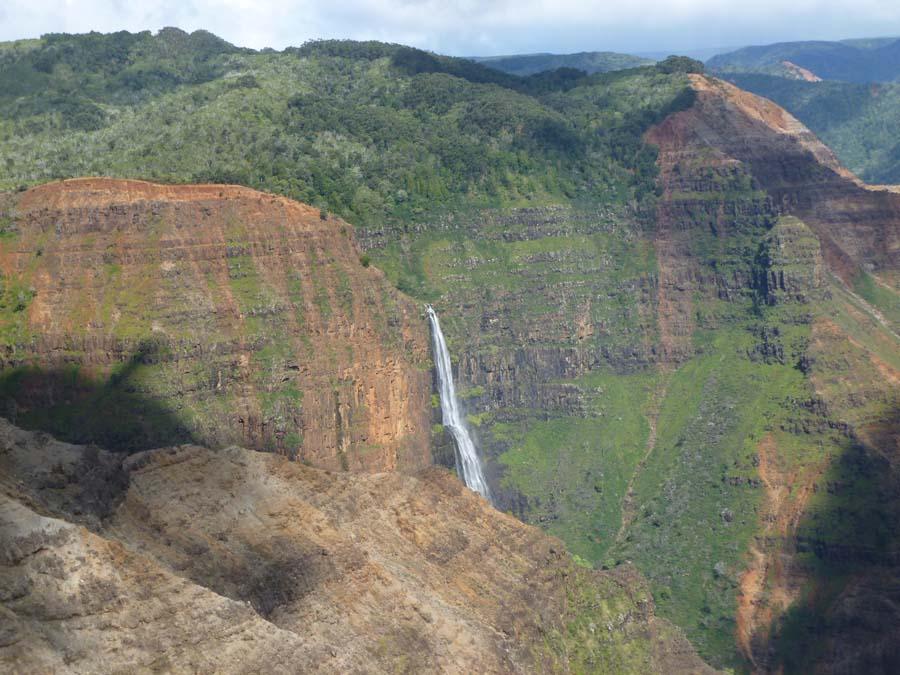 hawaii-kauai-cascata